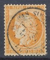 N°38  NUANCE ET OBLITERATION. - 1870 Assedio Di Parigi