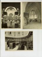 Torino - Biella: Mostra D' Arte A Palazzo Carignano, Gotico E Rinascimento In Piemonte. Lotto 3 Cart. FG 1939 - Collezioni & Lotti