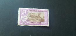 Inde Yvert 99** - Unused Stamps