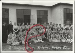 Patro Giro Scouts Gidsen ? - Trainingsbivak - Rekem - Pasen 59 Fotokaart (Lanaken) - Lanaken