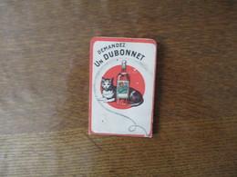 DUBONNET PETIT CARNET PUBLICITAIRE - Publicités