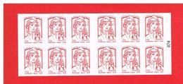 FRANCE - 2013 - CARNET N° 851-C1 - NEUF** NON PLIE -  Marianne De CIAPPA Et KAWENA - TVP - Y&T - COTE: 25.00 Euros - Definitives