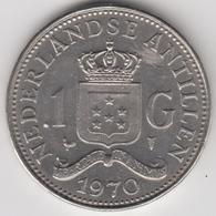@Y@    Nederlandse Antillen  1  Gulden  1970  ( 4715 ) - Antillen (Niederländische)