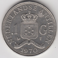 @Y@    Nederlandse Antillen  1  Gulden  1970  ( 4715 ) - Nederlandse Antillen