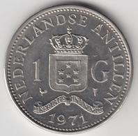 @Y@    Nederlandse Antillen  1  Gulden  1971  ( 4716 ) - Netherland Antilles