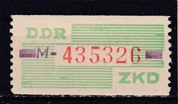 DDR, Dienst: ZKD Nr. 24 M** (T 14627) - DDR