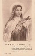 80132 VILLERS SUR MAREUIL - BENEDICTION De La STATUE De STE THERESE DE L' ENFANT JESUS En 1932 - Religion &  Esoterik