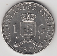 @Y@    Nederlandse Antillen  1  Gulden  1979  ( 4718 ) - Antillen (Niederländische)