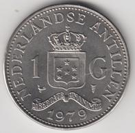 @Y@    Nederlandse Antillen  1  Gulden  1979  ( 4718 ) - Nederlandse Antillen