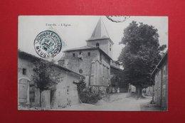 24699  CPA  TRONVILLE En BARROIS ; L'Eglise !! Jolie Cpa !!  1906 !! - Francia