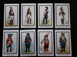 8 Cartes : Uniformes De Cuirassiers 1658 à 1815 - Documents