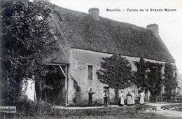 03  NEUVILLE (ENV DE VILLEFRANCHE D'ALLIER)  FERME DE  LA GRANDE MAISON - Frankrijk