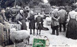 03  VICHY LA FOIRE AUX MOUTONS - Vichy