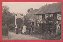 Bourg-Achard. Café De La Mare Foulon. - Other Municipalities