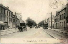 Bourg La Reine - La Falencerie - Tramway - Bourg La Reine