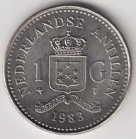 @Y@    Nederlandse Antillen  1  Gulden  1983  ( 4723 ) - Antillen (Niederländische)
