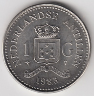 @Y@    Nederlandse Antillen  1  Gulden  1983  ( 4723 ) - Nederlandse Antillen