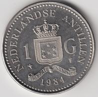 @Y@    Nederlandse Antillen  1  Gulden  1984  ( 4724 ) - Antillen (Niederländische)