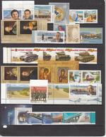 2010 Russia 36 Stamps & 11 Miniature Sheets  MNH @ ORIGINAL Face Value - 1992-.... Fédération