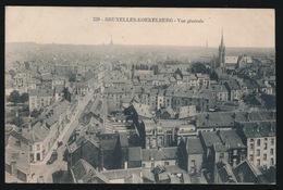 BRUXELLES  VUE GENERALE - Brüssel (Stadt)