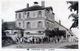 03   LAPEYROUSE  LES ECOLES ANIMEES - Frankrijk