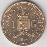 @Y@    Nederlandse Antillen  1  Gulden  1994  ( 4731 ) - Antillen (Niederländische)