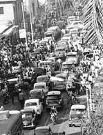 Photo Inde Calcutta Trafic Dense Et Artères Bouchées Photo Vivant Univers - Lugares