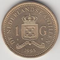 @Y@    Nederlandse Antillen  1  Gulden  1995  ( 4732 ) - Antillen (Niederländische)