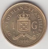 @Y@    Nederlandse Antillen  1  Gulden  1996  ( 4733 ) - Antillen (Niederländische)