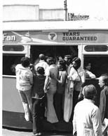 Photo Inde Calcutta Navetteurs Prenant Le Tram Photo Vivant Univers - Lugares