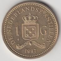 @Y@    Nederlandse Antillen  1  Gulden  1997  ( 4734 ) - Nederlandse Antillen