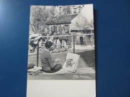 Carte Postale Paris Le Lapin Agile  Montmartre - Sacré Coeur