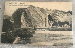 Bel Tailfer Carrieres Werotte Bateau Vapeur Namur Sur La Meuse - België