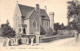 JERSEY St-Sauveur - Salle Paroissiale - Publ. LL Levy And Son 80 - Jersey