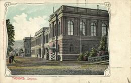 Georgia Russia, TBILISI TIFLIS, Viceregent Palace (1899) Postcard - Géorgie