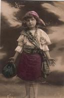 FILLETTE  Costumée   MIGNON - Abbildungen