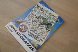 Vintage CATALOGUE : Airfix Kit Catalogue, 14e Edition, A4 Format - 73 Pages, 1977 - Vintage - Figuren