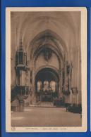 SACY    Eglise XII° Siècle   La Nef - Autres Communes
