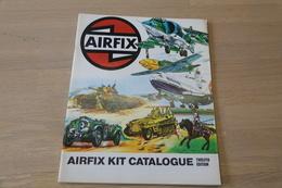 Vintage CATALOGUE : Airfix Kit Catalogue, 12e Edition, A4 Format - 66 Pages, 1975 - Vintage - Figuren