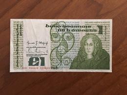 IRLANDE - 1 Pound - P 70 - 11.06.1985 - SUP - EF/XF - Irlande