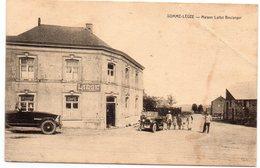 Somme-Leuze   Maison Laffut Boulanger   Pli Coin Droit  Haut - Somme-Leuze