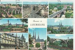 Carte Mosaïque. Souvenir De Luxembourg. - Luxembourg - Ville