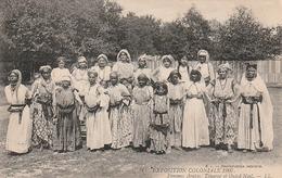 EXPOSITION COLONIALE 1907 Femmes Arabes Touareg Et Ouled Nail - Nogent Sur Marne