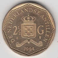 @Y@    Nederlandse Antillen  2 1/2  Gulden  Rijksdaalder  1994  ( 4748 ) - Antillen (Niederländische)