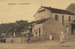 Ain Boucif Hotel Martelon  Edition Martelon - Algerien