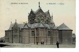 Environs De Mouscron. La Marlière.- L'Eglise. - Mouscron - Moeskroen