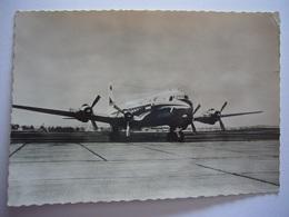 Avion / Airplane / U.A.T. / Douglas DC- 6 - 1946-....: Era Moderna