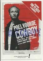 """Publicité Pour Le Film """"Cow Boy"""" Avec Benoit Poelvoorde. Carte Boomerang - Affiches Sur Carte"""