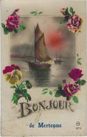 Bonjour De MERTENNE (Walcourt) Voyagé - Walcourt