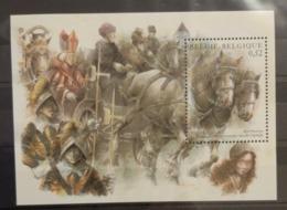 Belgium 2002. René Hausman. Miniature Sheet. MNH - Cavalli